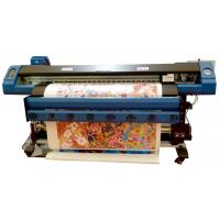 Buy cheap 1.8m A-starjet 77802 double side printing eco solvent printer with DX7 heads from wholesalers