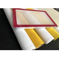 China 48*58CM Silk Screen Aluminum Frame With 200 Mesh Screen Printing Equipment wholesale