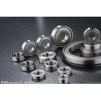 High Precision 6210-2RS Deep Groove Ball Bearing Single Row With Low vibration