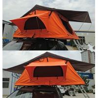 China Off Road 4 Person Roof Top Tent Easy Assembling 233*140*123cm Inner Size wholesale