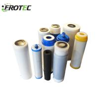 Buy cheap Refillable Filter Cartridge CTO Activated Carbon Block Water Filter Cartridge from wholesalers