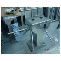 Quality Intelligent 3 Arm Tripod Access Control Turnstiles Mechanical For Traffic Pedestrian for sale