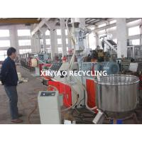 Buy cheap PP PE PVC small corrugated pipe extrusion machine from wholesalers