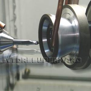 China 12V9 diamond grinding wheel for CNC grinder,CNC machine grinding wheel wholesale