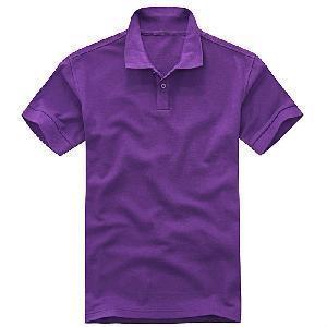 China Purple Polo Shirt (LC-234) wholesale