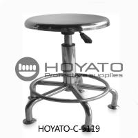 China Firm Durable Stainless Steel Clean Room Furniture Anti Static Chair For School wholesale