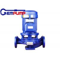 China ISG vertical pipe urban water supply pump / garden irrigation pump wholesale