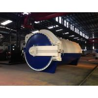 China Large Glass Pressure Vessel Autoclave In Aerospace,Glass Laminating Autoclave wholesale