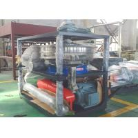 China 60 Mesh High Speed Plastic Grinding Mill 75kw Small Size Automatic Double Cooling wholesale