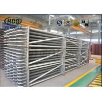 China Stainless Steel Boiler Exhaust Heat Recovery System Economizer ASME Standard wholesale