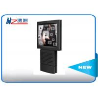 Digital multifunction LG touch screen information kiosk with Android OS for