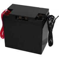 China Energy System Power Storage Batteries Rechargeable Lead Acid Battery 12V 55AH wholesale