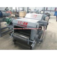 China Industrial Heavy Duty Wood Chipper Shredder , Electric Wood Chipping Equipment wholesale