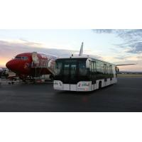 China Long 200 Liter Airport Apron Bus With 190H52 Lead - Acid Battery wholesale