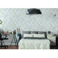 China Luxury Washable Modern Wall Coverings Pvc Embossed Simulation Of Bamboo wholesale