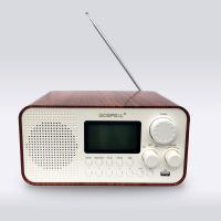 China Digital Radio Player DRM/Am/FM USB Desktop Tuning Radio Receiver with all band wholesale