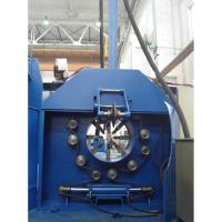 China Light pole machine with Submerged Arc Welding , Gas-shielded welding ( CO2 ) Welding system wholesale