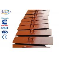 China Ship Type Transmission Line Accessories Ground Anchor Weighting 22.5kg-55kg Anti - Rust Paint on sale