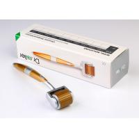 China Anti Wrinkle 192 Needle Derma Roller , Derma Microneedle Roller For Stretch Marks wholesale