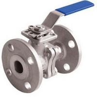 """China ASTM A182 F304 Top Entry Reduced Bore PTFE Seat Floating Ball Valve CL300 1/2"""" wholesale"""