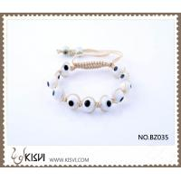 China Hot Selling Handmade Bracelet with crystal BZ035 wholesale