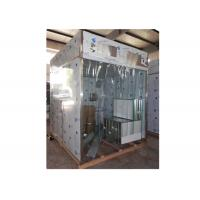 Quality Filter Cleaning Safety Dispensing Booth , Sampling And Weighing Booth for sale