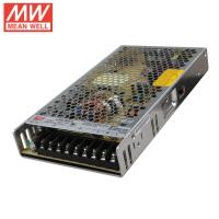 China MEANWell 200W 5V 40A Ultra Thin waterproof led power supply for SMD DIP LED Module full color wholesale