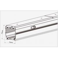 Quality 140Lm/W Super High Efficiency Linear LED Low Bay Airport Suspended Lamp for sale
