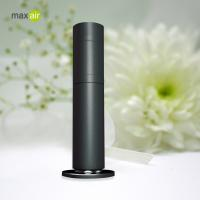 Buy cheap Black Aluminum silent working scent air machine with 130ml refill oil bottle for from wholesalers