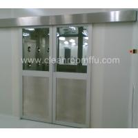 China Double-open Swing Door Cargo Air Shower on sale