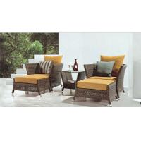 China outdoor furniture wicker poolside bench-1004 wholesale