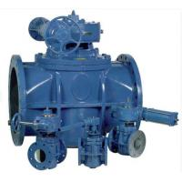 China API 594 API 6D Cast Iron Inverted Pressure Balanced Lubricated Plug Valve on sale