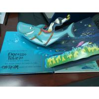 China Pop up books and cards on sale