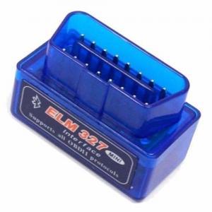 China OBD2 ELM327 Mini OBD 2 II Bluetooth Diagnostic Scanner BT connector wholesale