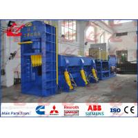 China Heavy Duty 630Ton Hydraulic Metal Baler Shear for Waste Car Bodies Steel Scrap Different Shape Cutting wholesale