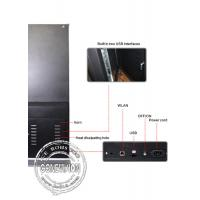 Quality 43 Inch Indoor Floor Standing Multi Interactive Touch Screen Monitor Kiosk All In One for sale