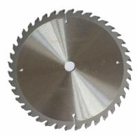 China 7-1/4 Inch 40 Tooth TCT Carbide Circular Saw Blade For Hard Soft Wood wholesale