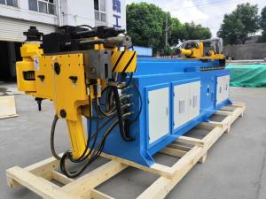 China 190 Degree 1350mm / Sec 3d Pipe Bending Machine on sale