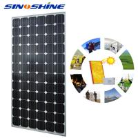 China Hot Sale! Pingdingshan Pv Supplier A Grade 260W Pv Panou Panel solar For Solar Energy wholesale