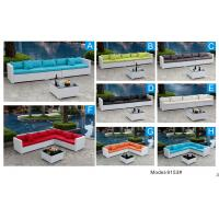 China outdoor sofa furniture rattan modular sofa --9153 wholesale