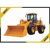China Compact Farm Front Loader Equipment Self - Made Axles Dual Pump Confluence wholesale