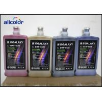 China High dynamic Galaxy ECO Solvent Printing Ink Used For DX5 DX7 Print Head wholesale