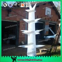 China 3m/10ft Club Party Inflatable Lighting Decoration Inflatable Tree / Plant wholesale