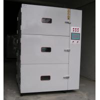 China Industrial Large Vertical Vacuum Drying Oven Chamber KUO-1000 wholesale