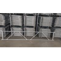 Quality Hot dip galvanized ring lock scaffolding ledger beam , Ringlock Scaffolding System for sale