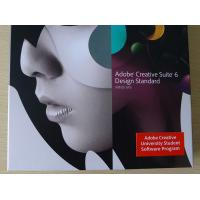 China  Creative Suite 6 Design Standard Student and Teacher Edition for  & MAC ,  Graphic Design Software on sale