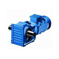 China K series speed reducer Torque-arm-mounted helical-bevel gear units with hollow wholesale