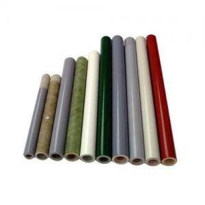 China Fuse holder tube, fuse tube ,vulcanized fiber tube wrapped with fiberglass, vulcanized fiber tube wholesale