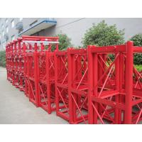 Quality Twin Cage SC200 Lifting Construction Hoist Parts With 2, 700kg Case Lload Capacity for sale