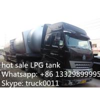 China Hot sale high quality with best price CLW brand surface LPG gas storage tank, factory price bulk LPG tanks for sale on sale